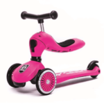 2 in 1 Scooter Pink